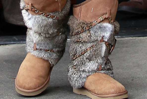 Can You Guess Which Celebrity Wore These Boots?