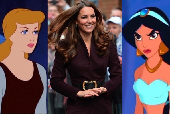 32 Times Kate Middleton Upstaged the Disney Princesses