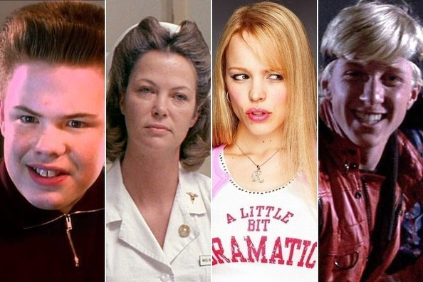 Then & Now - Famous Movie Bullies
