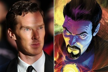 Marvel Confirms Benedict Cumberbatch to Play Doctor Strange