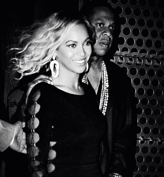 Bey and Jay, flawless as always on their date night.