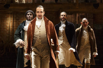 'Hamilton' Is Planning a National Tour, and It's Starting in San Francisco