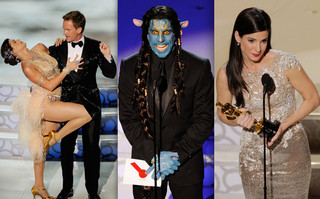 Highlights from the 2010 Oscars