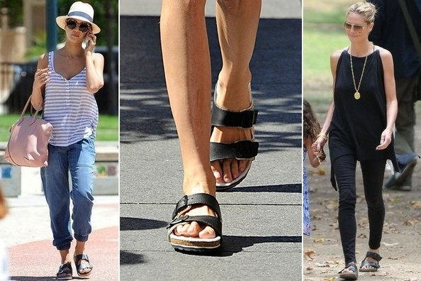 Trend to Try: Birkenstocks