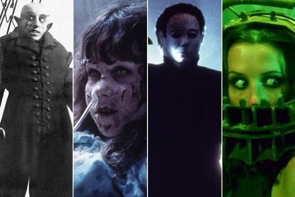 100 Horror Movies Every Horror Fan Should See