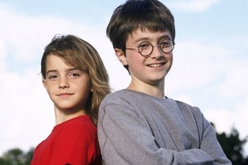 These Early 'Harry Potter' Publicity Photos Rule the World