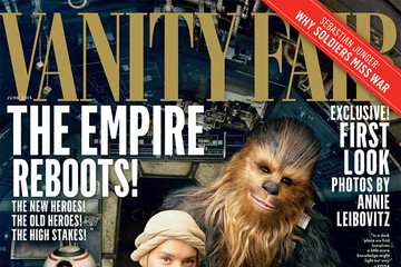 Lupita Nyong'o's 'The Force Awakens' Character Revealed, Plus More 'Star Wars' News
