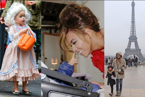 15 Times We Wished We Could Be a Celebrity's Kid in 2013