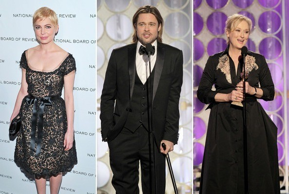 Stars React to their Oscar Nominations