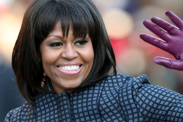 Karl Lagerfeld Dislikes Michelle Obama's New Bangs: They're 'Not Good'