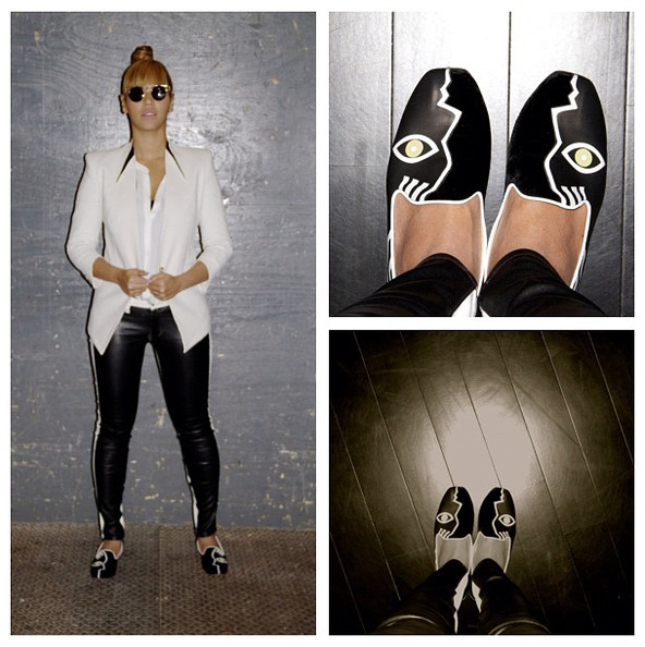 5 Covetworthy Outfits from Beyonce's Instagram