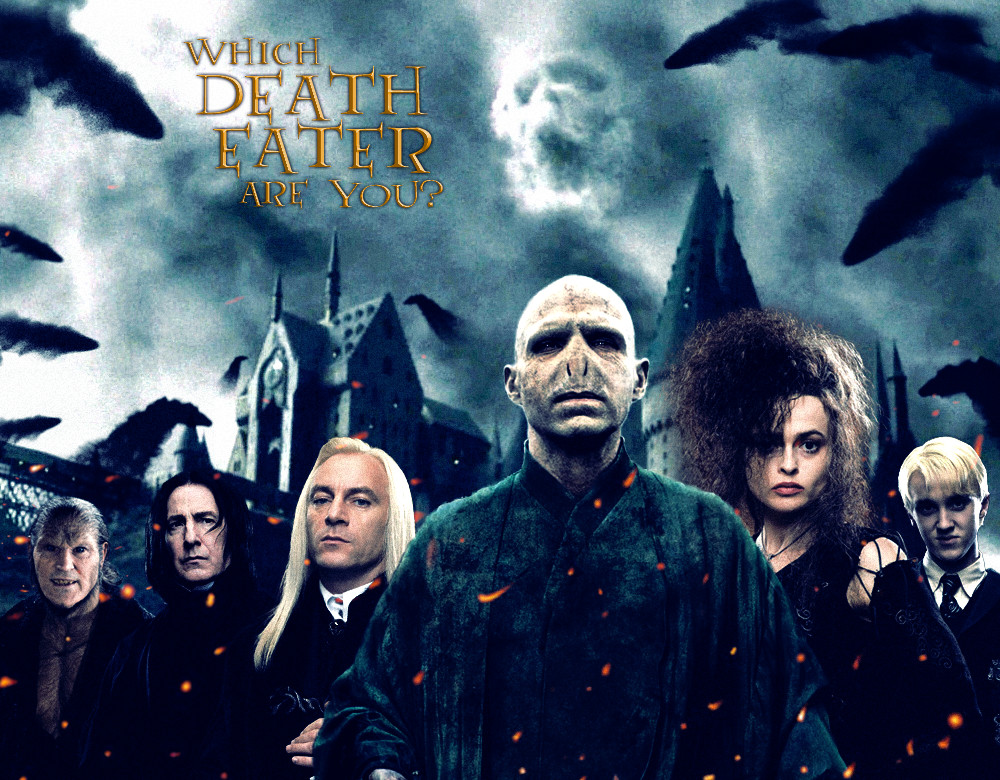 Which Death Eater Are You? - Quiz - Zimbio