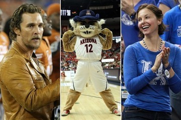 Celebs Who Have a Team to Root for in March Madness
