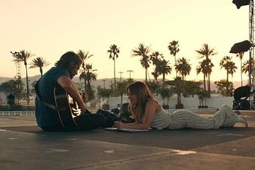 Bradley Cooper And Lady Gaga Are Supernovas In 'A Star Is Born,' The Romance Of The Year