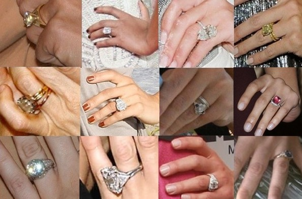 The Biggest Diamonds in Hollywood