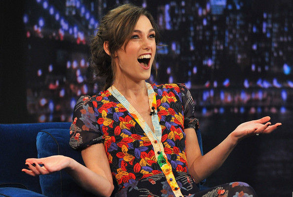 Keira Knightley to Play Coco Chanel in Karl Lagerfeld-Directed Film