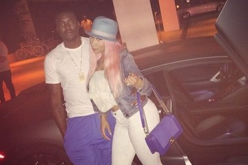 See Nicki Minaj's Huge Heart-Shaped Engagement Ring