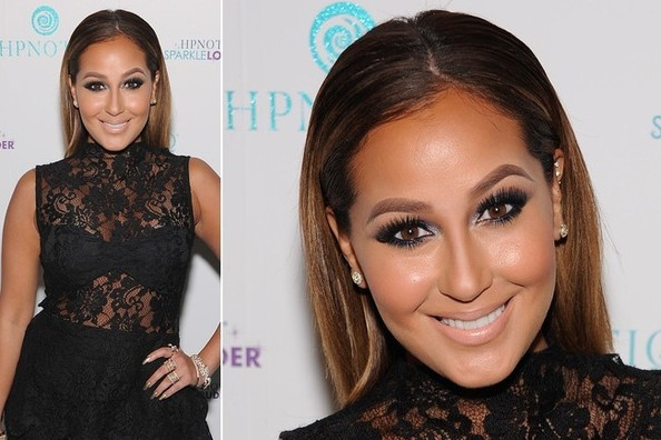 Makeup Trick to Try: Get Beautiful Bold Brows (The Easy Way) Like Adrienne Bailon