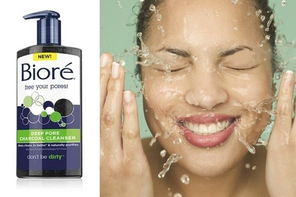Current Obsession: Biore Charcoal Cleanser