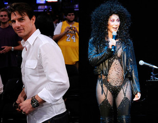 Surprising Celebrity Couples of Yore