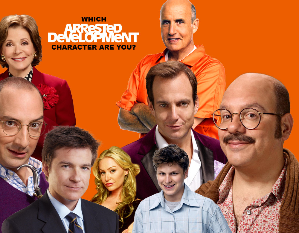 which arrested development character are you quiz zimbio