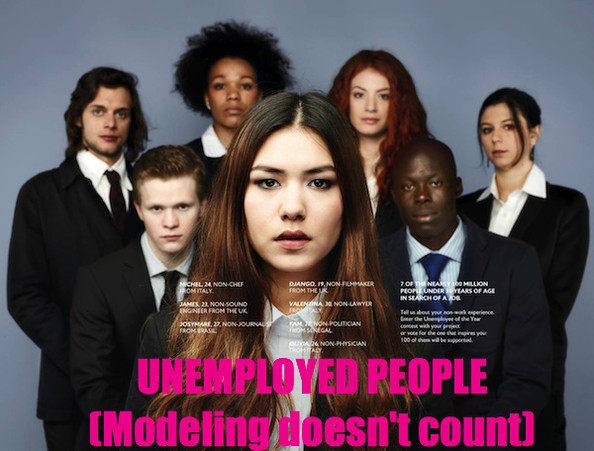 Hey Unemployed Young People! Benetton Wants to Give You Money
