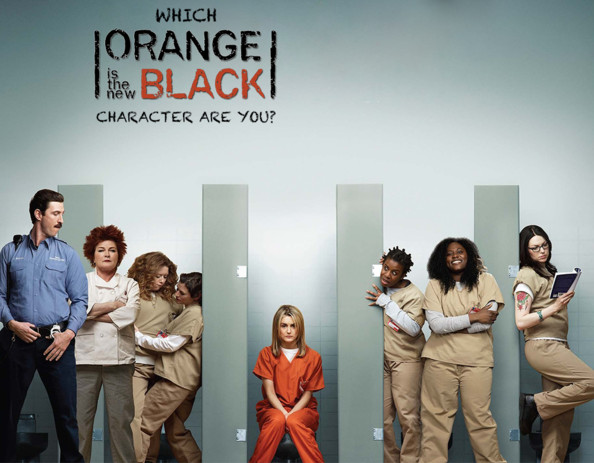 Which 'Orange Is the New Black' Character Are You?