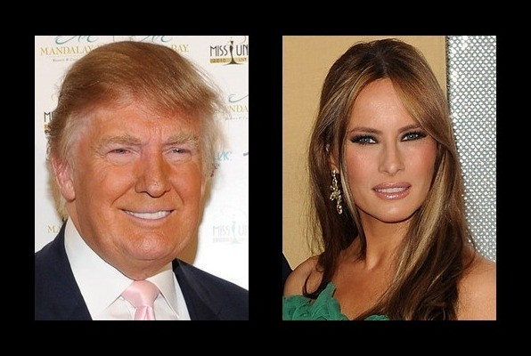 Who is donald trump dating