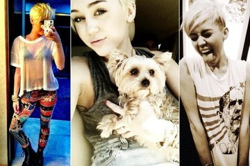Happy Birthday Miley Cyrus - Check Out Her 20 Best Twitpics