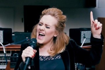 Adele Previews Her New Song 'When We Were Young'