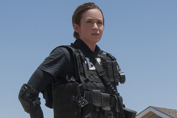Emily Blunt and Her Breasts Vetoed a 'Sicario' Nude Scene
