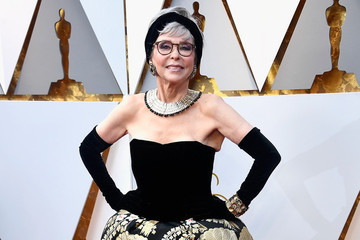 Rita Moreno Re-Wore Her 1962 Oscars Dress To This Year's Show