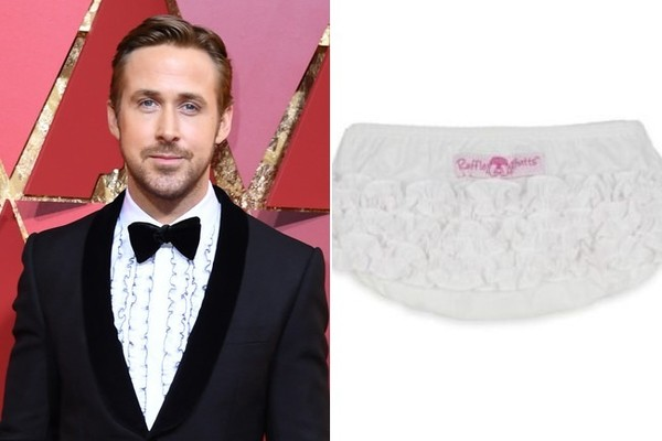 Twitter Freaks Out Over Ryan Gosling's Hideous Shirt