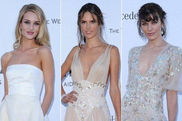 The Best Hair & Beauty at the Cannes amfAR Gala