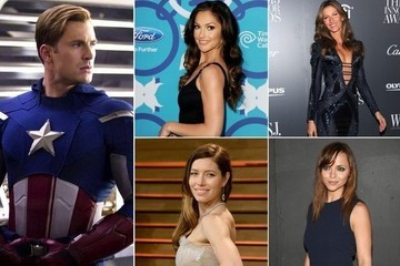 Chris Evans' Impressive Roster of Ex-Girlfriends