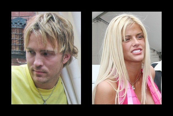 Larry Birkhead dated Anna Nicole Smith