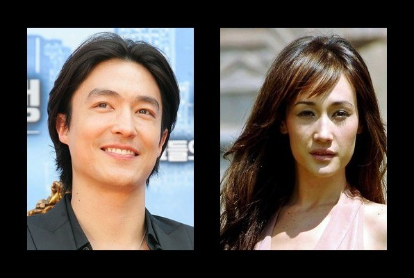 Daniel Henney And Maggie Daniel Henney Dated Maggie q