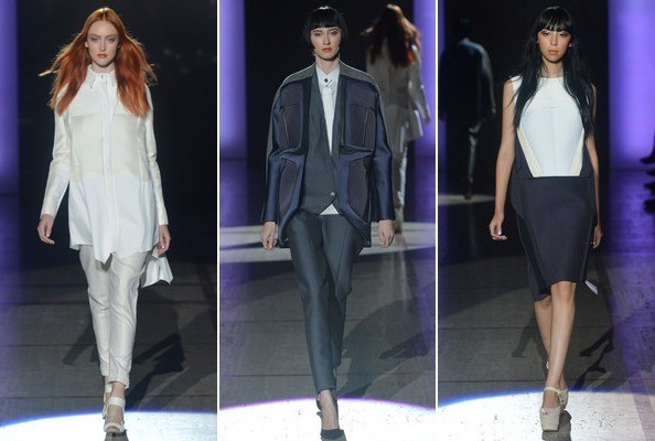 Elle Fashion Next Spring 2013 Show Report: FIT Students Strut Their Stuff