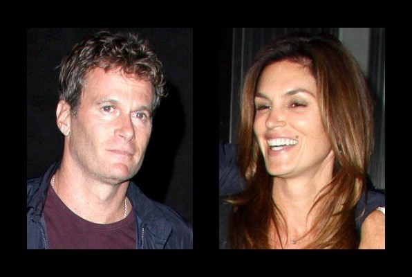 Rande Gerber Dating History