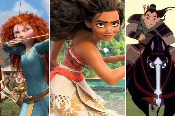 Ranking the Toughest Disney Princesses