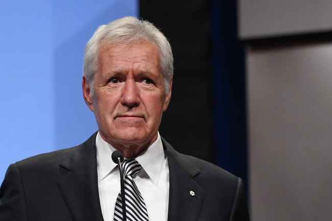 Alex Trebek Announces He's Been Diagnosed With Cancer
