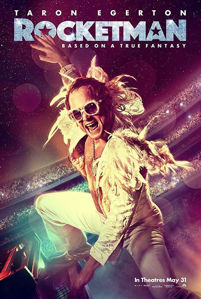 'Rocketman' Is A Musical Fireworks Display, Like Elton John Himself