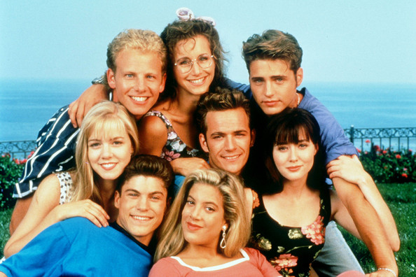 Guess Which '90210' Original Cast Member is Going to be a Stripper?