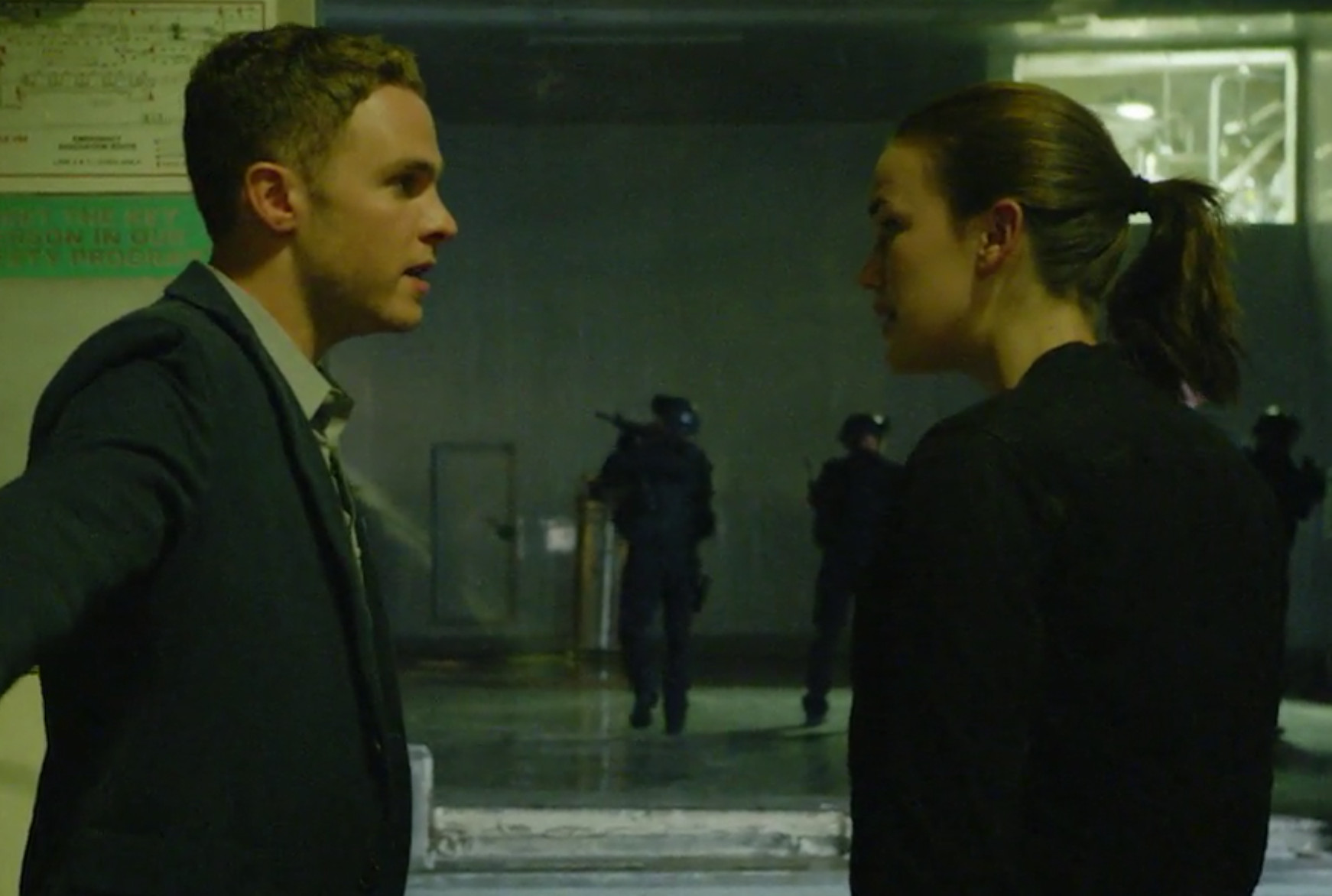 fitz agents of shield season 3. Exclusive \u0027Agents Of S.H.I.E.L.D.\u0027 Sneak Peek: The FitzSimmons Romance Hits Another Bump In Fitz Agents Shield Season 3 0