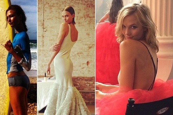 Karlie Kloss Instagram Highlights