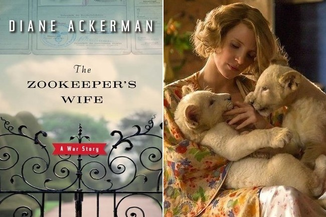 a comparison of diane ackermans the great affair and the zookeepers wife Author diane ackerman talks the zookeeper's wife + inspiring and wartime heroines who achieved great things — but whose stories have fallen between the.