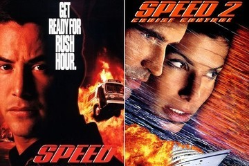 25 Potential Subtitles for 'Speed 3' Now That Keanu Reeves Is Down