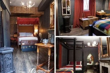 Finally, a London Hotel Has Created 'Harry Potter' Themed Rooms