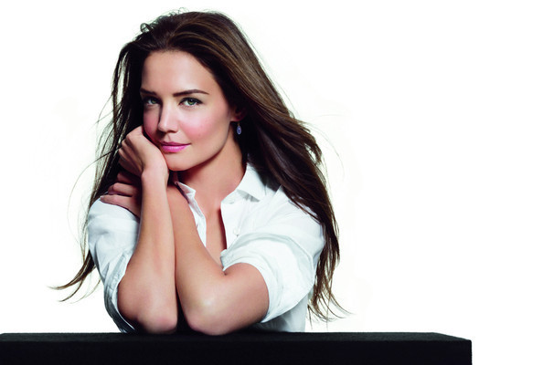 Natalie Portman Goes Swimming For Dior, Katie Holmes' Glowy Skin Secrets & More