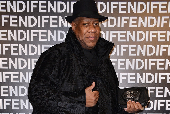Andre Leon Talley Left 'Vogue' for 'Numero Russia,' Is Excited About Fashion Shoots in Cemeteries